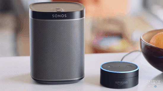 SONOS 与 Echo Dot