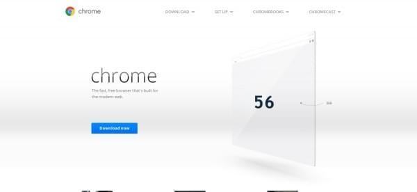 Google Chrome 56大幅改进网页重载效率的照片