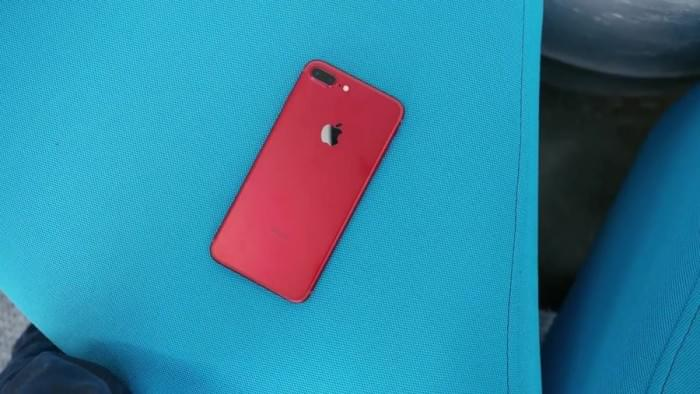 iPhone 7 Plus红色特别版开箱上手的照片 - 2