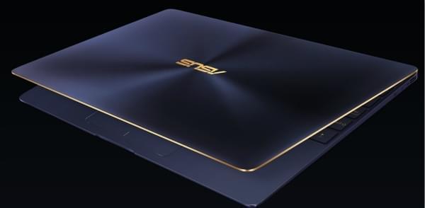 华硕发布11.9mm轻薄笔记本 称苹果创新已落伍的照片 - 2