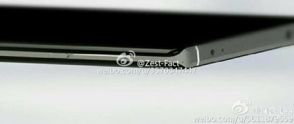 小米Note 2真机照再曝光:纯粹的双曲面手机的照片 - 2