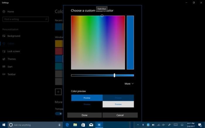颜值提升:Windows 10 Creators Update用户界面更新一览的照片 - 11