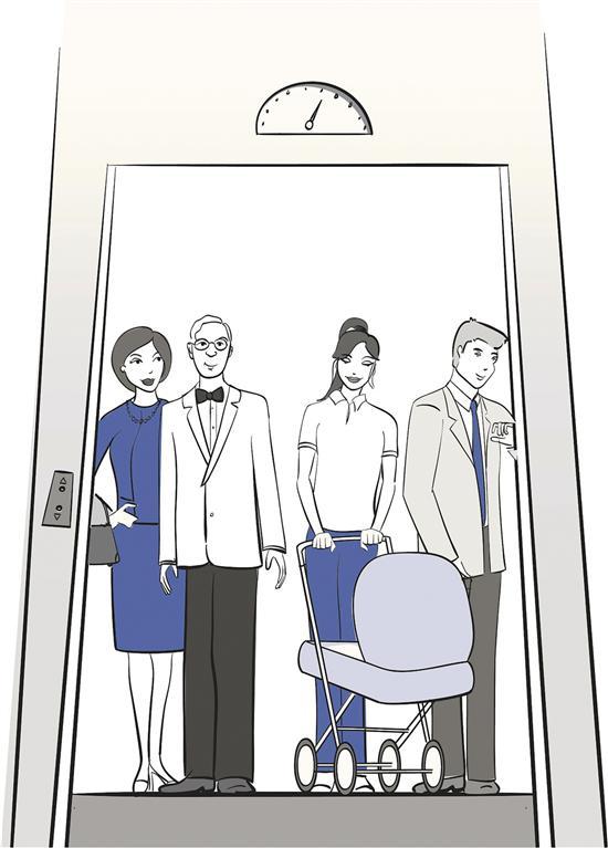 如何突破装电梯难题?