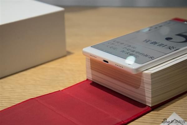小米MIX白色版开箱图赏的照片 - 9