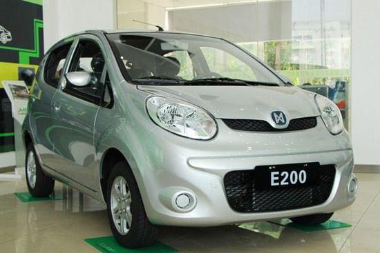 江鈴新能源汽車未來規劃 目標占領10%市場