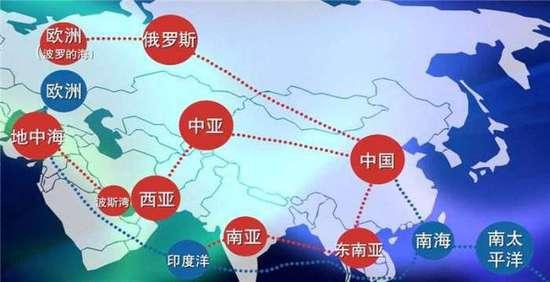 """工行副行长张红力提案:建立""""一带一路""""银行间合作机制"""