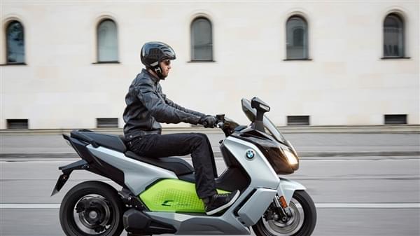 宝马全新电动摩托上市:续航获大幅提升的照片 - 3