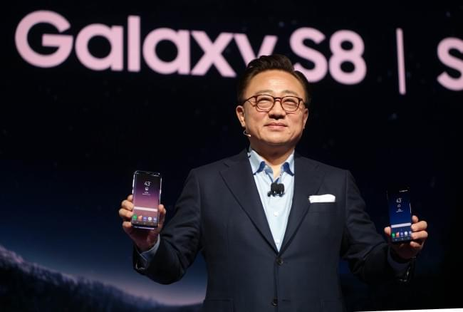 Galaxy S8初期备货是S7两倍 不会出现供应延迟问题的照片