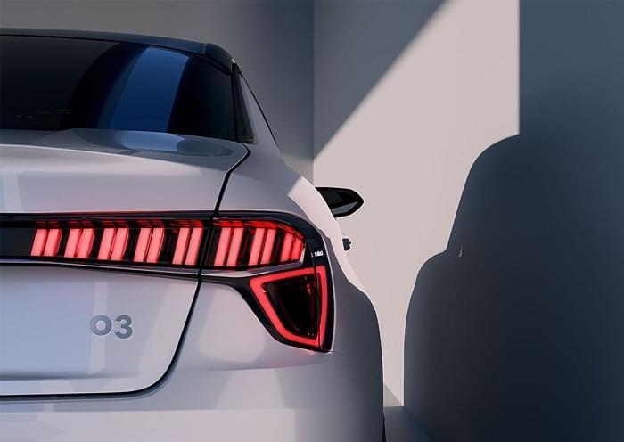 吉利沃尔沃子品牌 Lync & Co. 第二款概念车亮相 2017 上海车展的照片 - 3