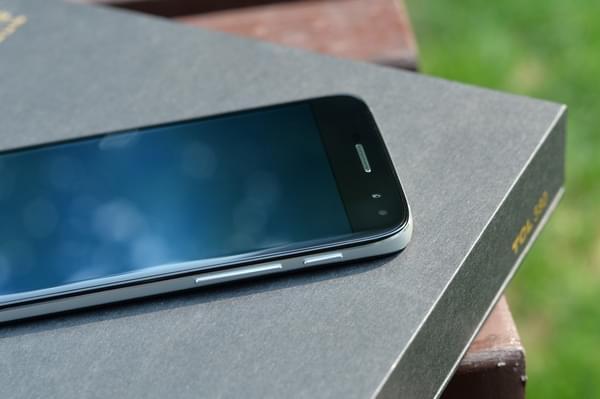 TCL 580图赏:精致优雅的轻商务手机的照片 - 7