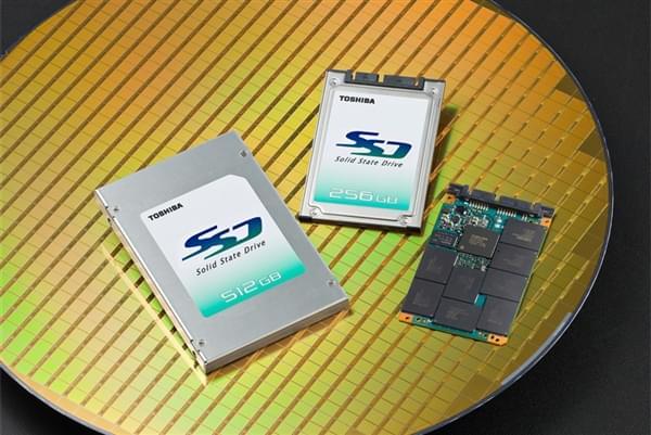 东芝机械硬盘出货大增:卖得比西数、希捷好的照片