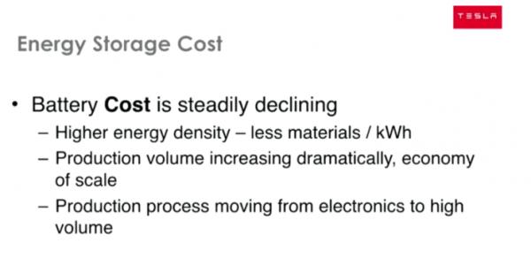 特斯拉更节能了:Model 3电池能量密度提升30%的照片 - 2