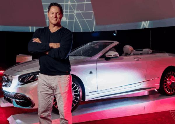 奔驰设计总监谈自动驾驶:人类还会操控方向盘130年的照片 - 2
