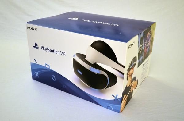 索尼PS VR零售版开箱 附赠这几款游戏大作的照片 - 1