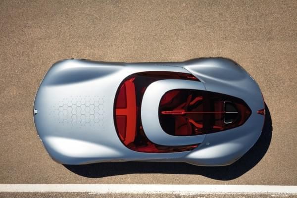 雷诺发布Trezor概念电动超跑:使用蛤壳式车门的照片 - 51