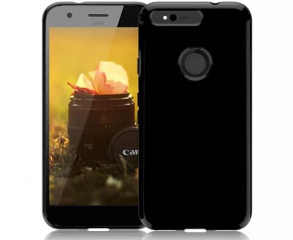前白后黑–Google Pixel XL渲染图曝光的照片 - 2