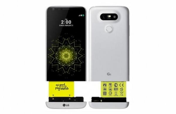 被三星炸机吓怕了?LG G6将继续采用可换电池设计的照片