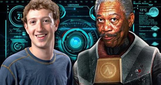 Facebook智能助手将问世:摩根弗里曼配音