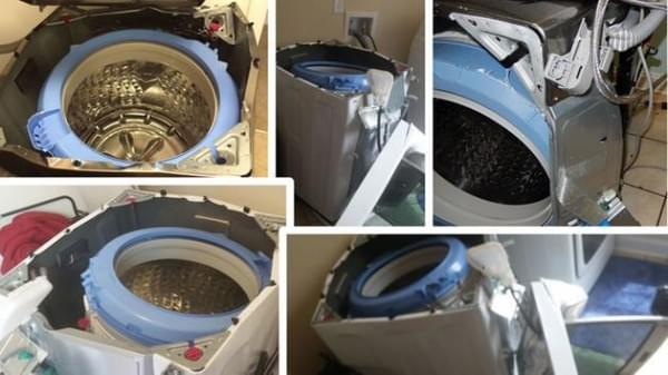 三星称北美洗衣机召回不影响中国市场:相关型号国内无销售的照片 - 2