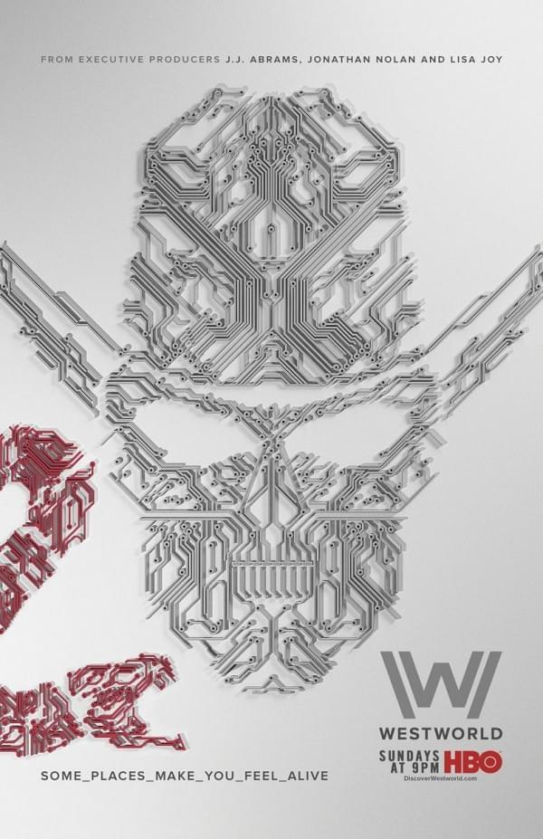 《西部世界》首播获好评 HBO再放两款新海报的照片 - 3