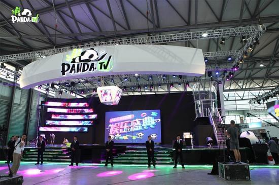 传熊猫TV完成A轮融资6.5亿 乐视领投估值达24亿的照片