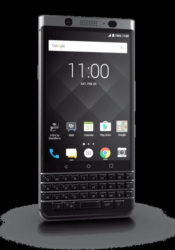传统的直板全键盘机型 黑莓KeyOne正式发布的照片 - 2
