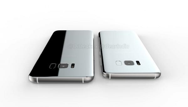 三星 Galaxy S8 / S8 Plus 渲染图曝光: 指纹传感器在哪?的照片 - 10