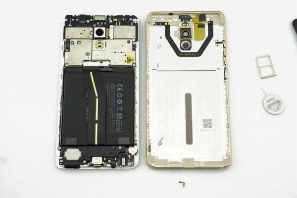 魅族Pro 6 Plus拆解评测的照片 - 9