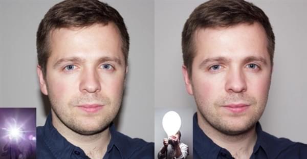 教你如何巧用气球轻松削弱强烈的闪光灯的照片 - 3