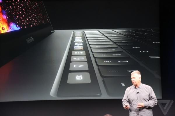 新MacBook Pro加入指纹识别:全新触控板功能强大的照片 - 1