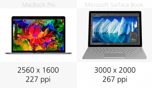 MacBook Pro和Surface Book终极对比的照片 - 7
