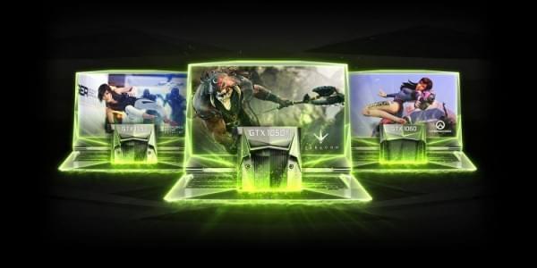 NVIDIA发布GTX 1050/1050 Ti移动显卡:性能超桌面的照片 - 1
