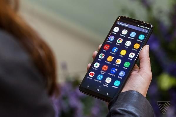 三星Galaxy S8/S8+上手体验的照片 - 3