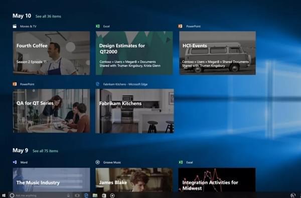 Windows 10 新功能:云剪贴板、时间线、资源管理器升级的照片 - 3