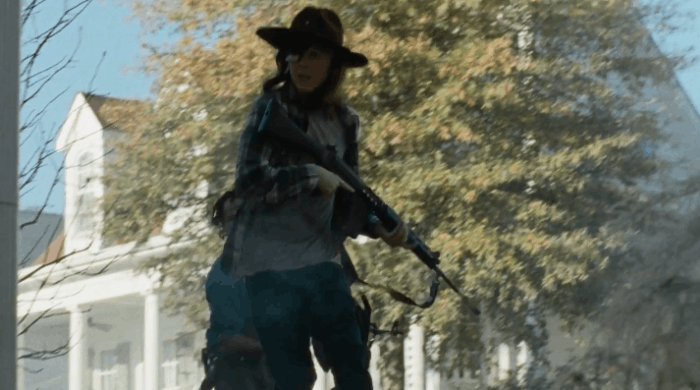 《行尸走肉》公布第七季季终集预告:大战一触即发的照片 - 7