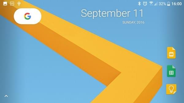 谷歌Pixel手机安卓7.1桌面Launcher下载:取消程序抽屉的照片 - 1