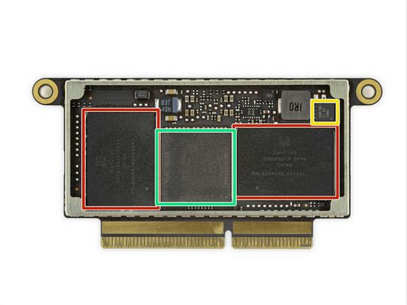 13英寸入门级新MacBook Pro拆解 很难修复的照片 - 26