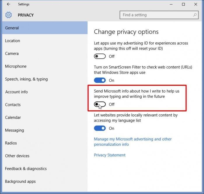 微软解释:收集用户键击是为了改善输入和语音识别的照片