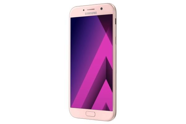 三星正式推出Galaxy A 2017系列智能手机 通过IP68认证的照片 - 1