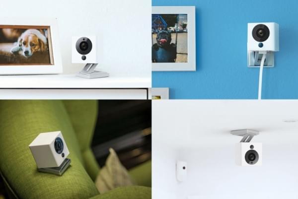 米家发布新款众筹智能摄像机小方:售价99元的照片