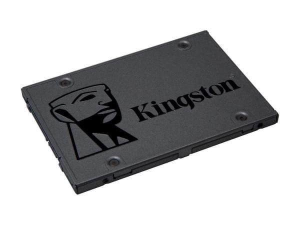 金士顿发布A400系列固态盘:2.5寸SATA3的照片 - 2