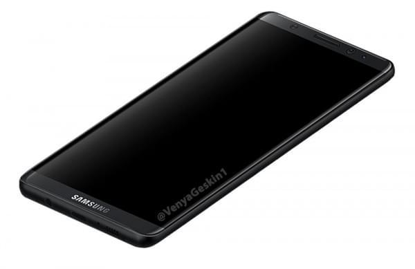 基于可靠信息源 设计师绘制出了三星Galaxy S8的渲染图的照片 - 3