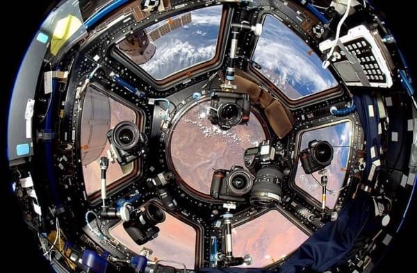 宇航员镜头里的世界:超美宇宙空间站的照片 - 2