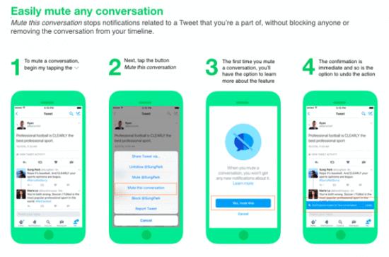 Twitter推出用户期待已久的反骚扰工具