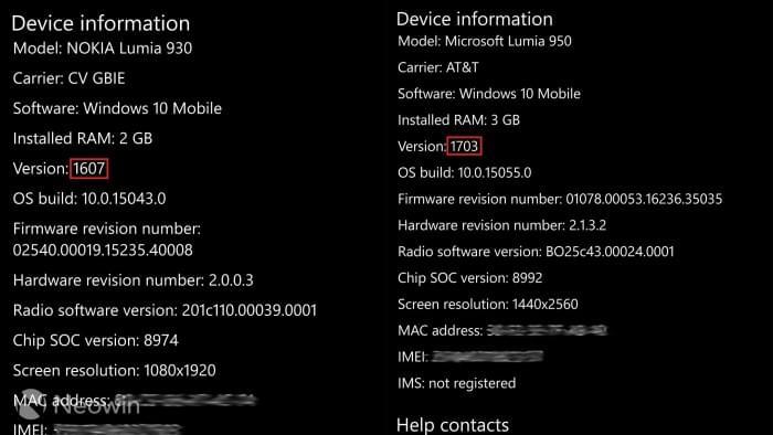 Windows 10 Build 15055发布:正式启用Version 1703的照片 - 2