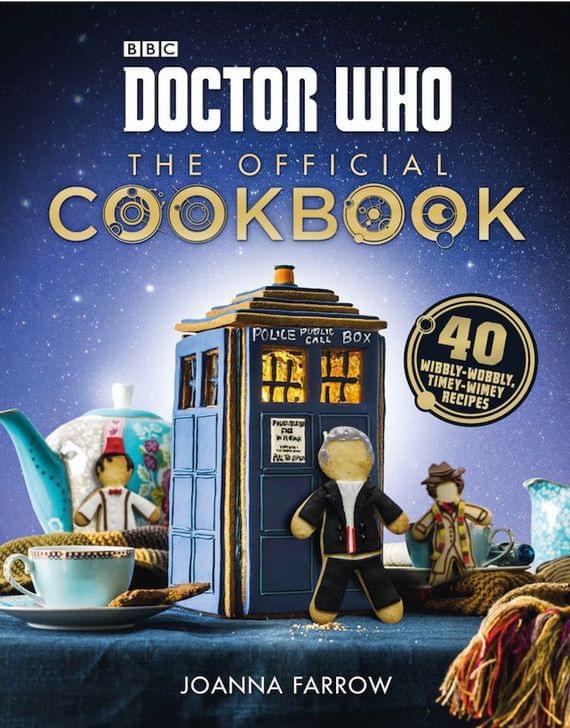BBC联手美食作家推出一本《神秘博士》官方菜谱的照片 - 1