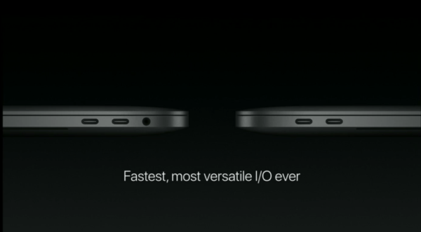 苹果MBP接口太超前 理想主义总要付点代价的照片 - 1