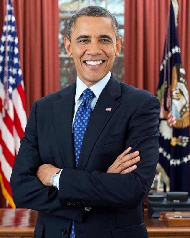 美国新任总统特朗普官方肖像公布 采用佳能相机拍摄的照片 - 3