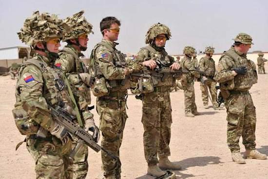 每10天就有1名参战老兵自杀战争后遗症困扰英军