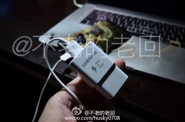 网友曝国行三星Note 7再次充电爆炸:刚买两天不到的照片 - 2